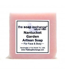 Nantucket Garden Bar Soap