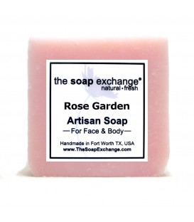 Rose Garden Bar Soap