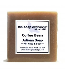Coffee Bean Bar Soap