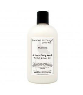 Plumeria Body Wash