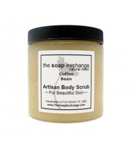 Coffee Bean Body Scrub