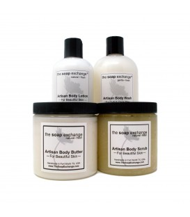 Body Care Gift Set 4 Pc