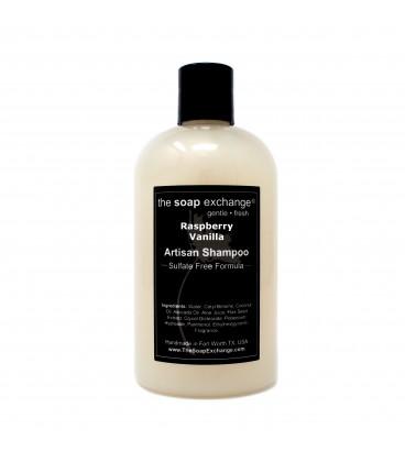 Raspberry Vanilla Natural Shampoo