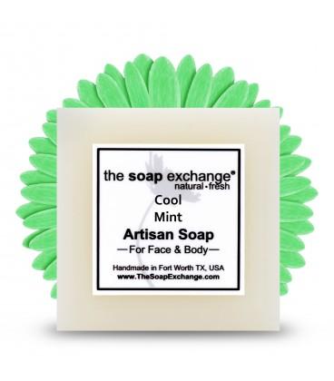 Cool Mint Bar Soap