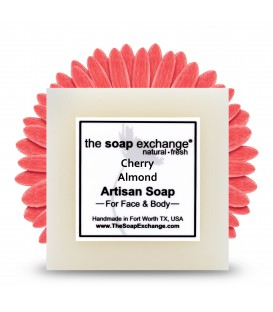 Cherry Almond Bar Soap