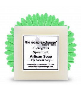 Eucalyptus & Spearmint Bar Soap