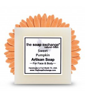 Sweet Pumpkin Bar Soap