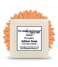 Sweet Pumpkin Bar Soap