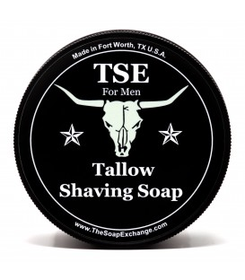 Unscented Fragrance Free Shaving Soap