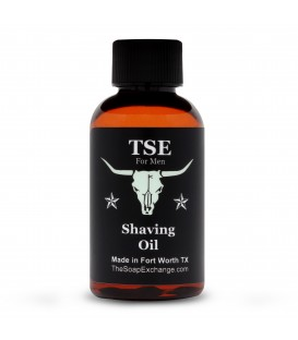 Texas Leather Shave Oil