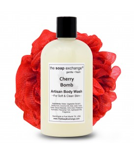 Cherry Bomb Body Wash