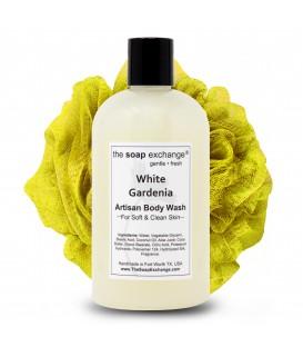 White Gardenia Body Wash