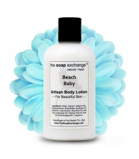 Beach Baby Body Lotion