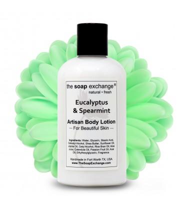 Eucalyptus & Spearmint Body Lotion
