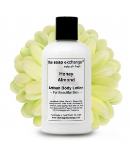 Honey Almond Body Lotion