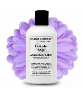 Lavender Sage Body Lotion
