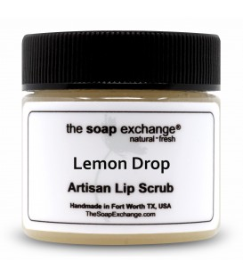 Lemon Drop Lip Scrub