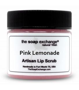Pink Lemonade Lip Scrub