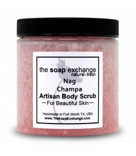 Nag Champa Body Scrub