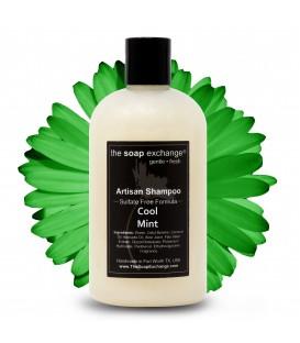 Cool Mint Natural Shampoo
