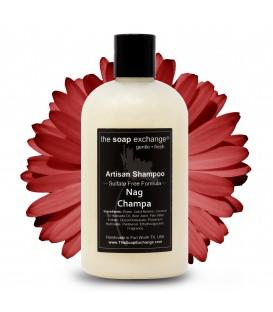 Nag Champa Natural Shampoo