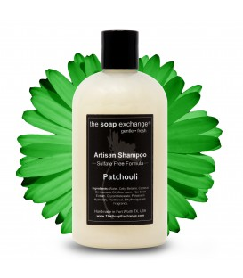 Patchouli Natural Shampoo