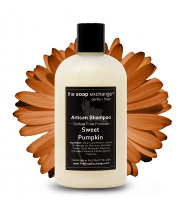 Sweet Pumpkin Natural Shampoo