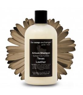 Texas Leather Natural Shampoo