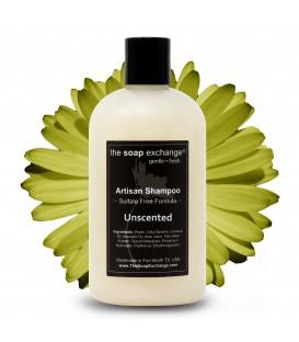 Unscented Natural Shampoo