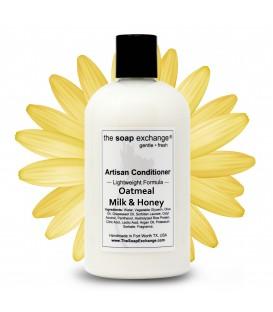 Oatmeal, Milk & Honey Natural Conditioner