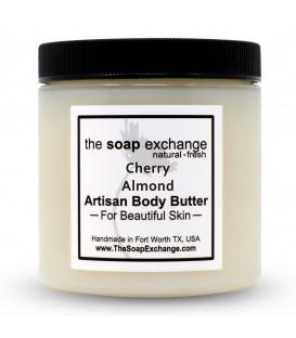 Cherry Almond Body Butter