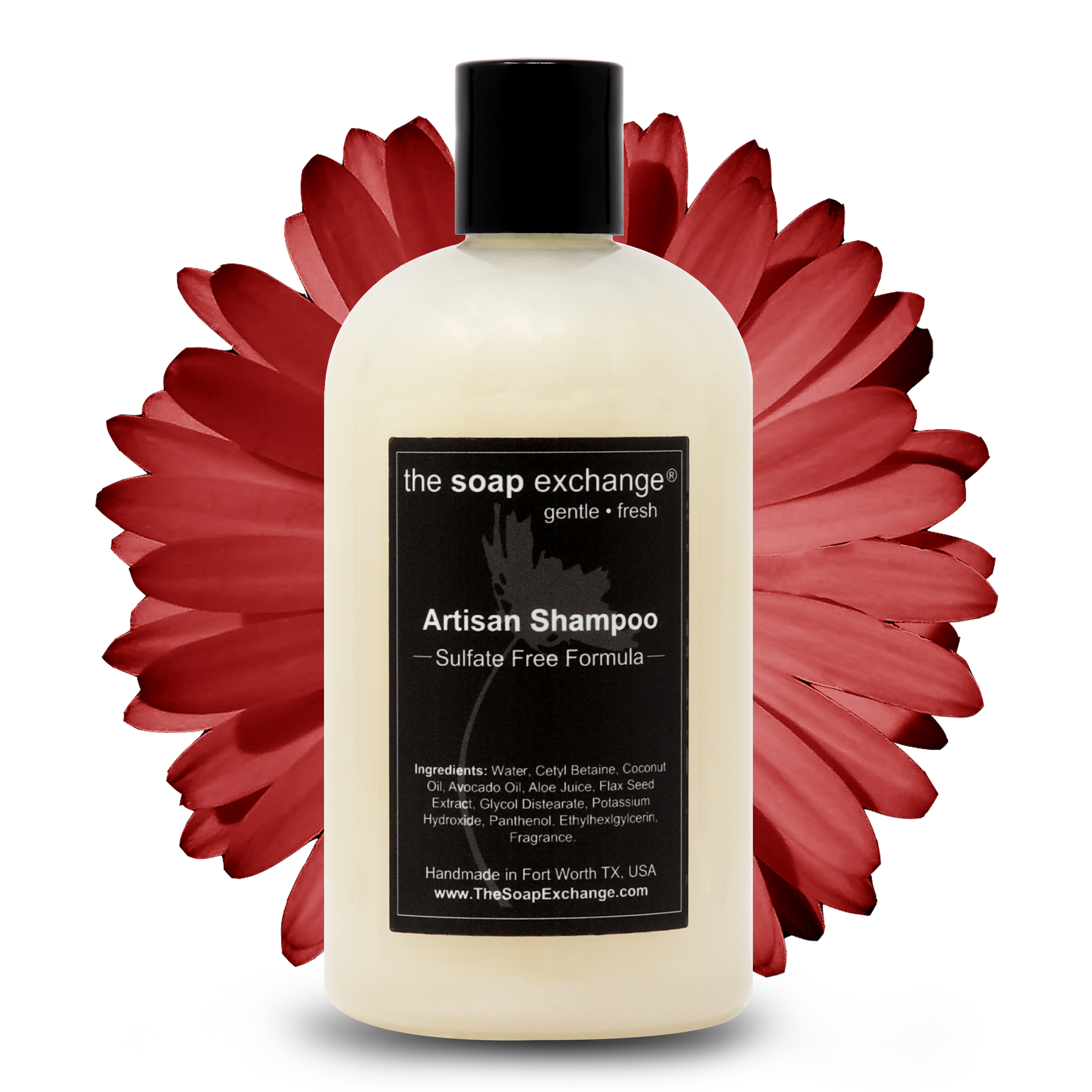 The Soap Exchange Natural Shampoo